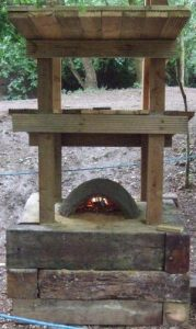 Clay Oven Making